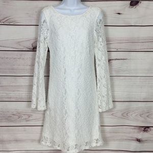 Chelsea & Theodore Lace Dress